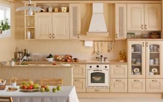 Что за материал ЛДСП для кухни?