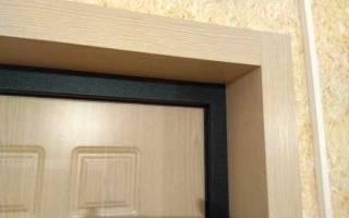 Как укоротить алюминиевую дверь?