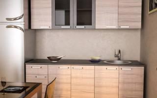 Как ухаживать за пластиковыми фасадами кухни?