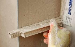 Как заделать дверные откосы после установки двери?