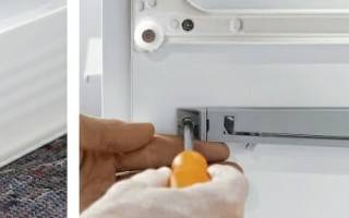 Как собрать доводчик на кухонный шкаф?