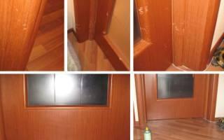 Как починить раздвижную дверь?