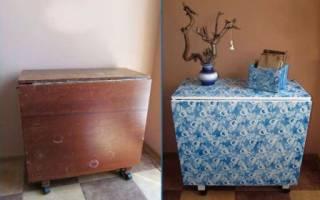 Как облагородить мебель из ДСП?