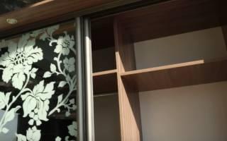 Могут ли упасть двери шкафа купе?