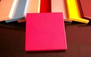 Можно ли красить МДФ панели краской?