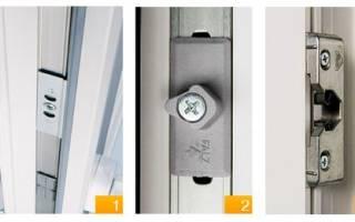Как вставить защелку в межкомнатную дверь?