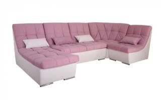 Что значит универсальный угол у дивана?