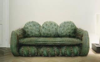 Как починить просевший диван?