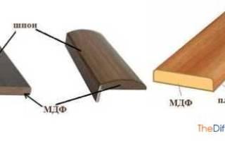 Чем отличаются панели ПВХ от МДФ?