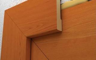Сколько нужно наличников для межкомнатной двери?