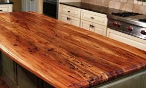 Чем покрыть обеденный стол из дерева?
