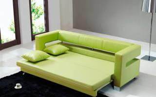 Как сделать откидной диван?