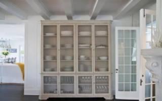 Какие нужны шкафчики для кухни?