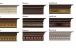 Что такое пилястра в мебели?