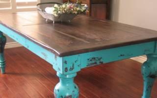 Каким лаком покрыть стол из дерева?