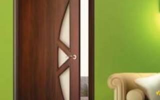 Что значит ламинированная дверь?