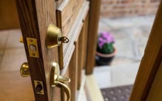 Как выбрать входную деревянную дверь?