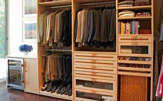 Чем укрепить полки в шкафу?
