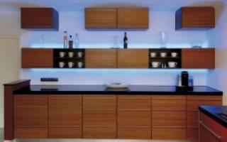 Как выбрать светодиодную ленту для подсветки кухни?