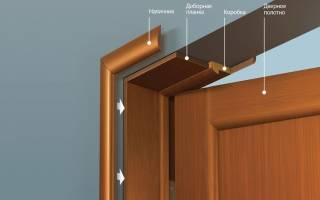 Как правильно запенить дверную коробку входной двери?