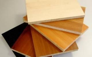 Что за материал ЛДСП для мебели?