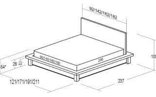 Как укрепить кровать из ДСП?