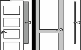 Из какого материала лучше заказать межкомнатные двери?