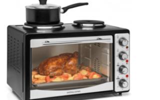 Как выбрать электрическую печь для кухни?