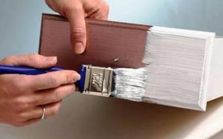 Как покрасить комод из МДФ?