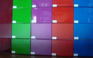 Окраска МДФ порошковыми красками