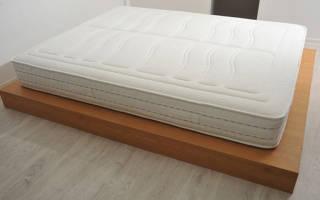 Какой матрас лучше выбрать для двуспальной кровати?