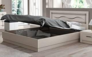 Зачем нужен подъемный механизм для кровати?