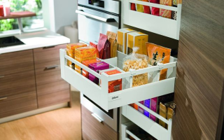 Что такое метабоксы для кухни?