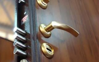 Что нужно для установки входной двери?