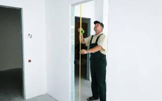 Как измерить ширину двери?