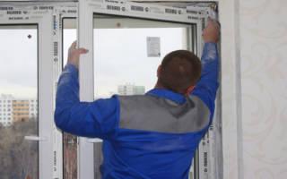Как снять с навесов пластиковую дверь?
