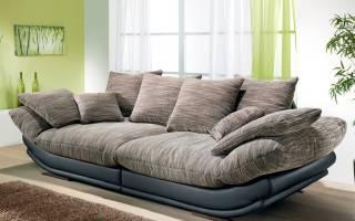 Какой тканью лучше перетянуть диван?
