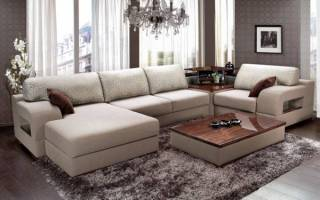 Что значит модульный диван?