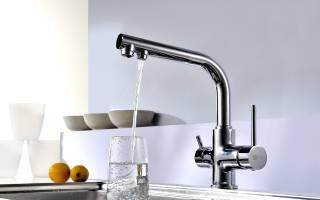 Как выбрать качественный смеситель для кухни?