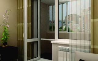 Как разобрать ручку балконной двери?